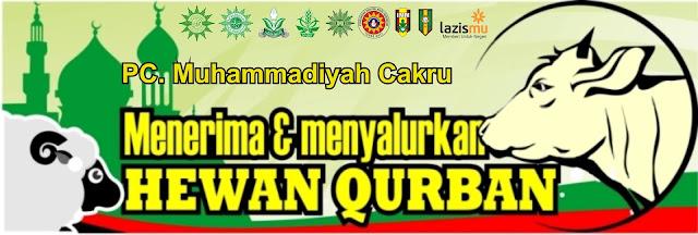 Pantia Qurban PCM Cakru