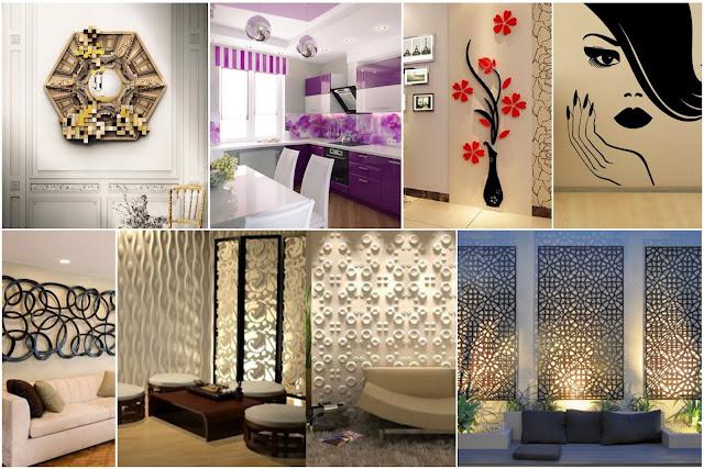Best Modern Wall Decorations