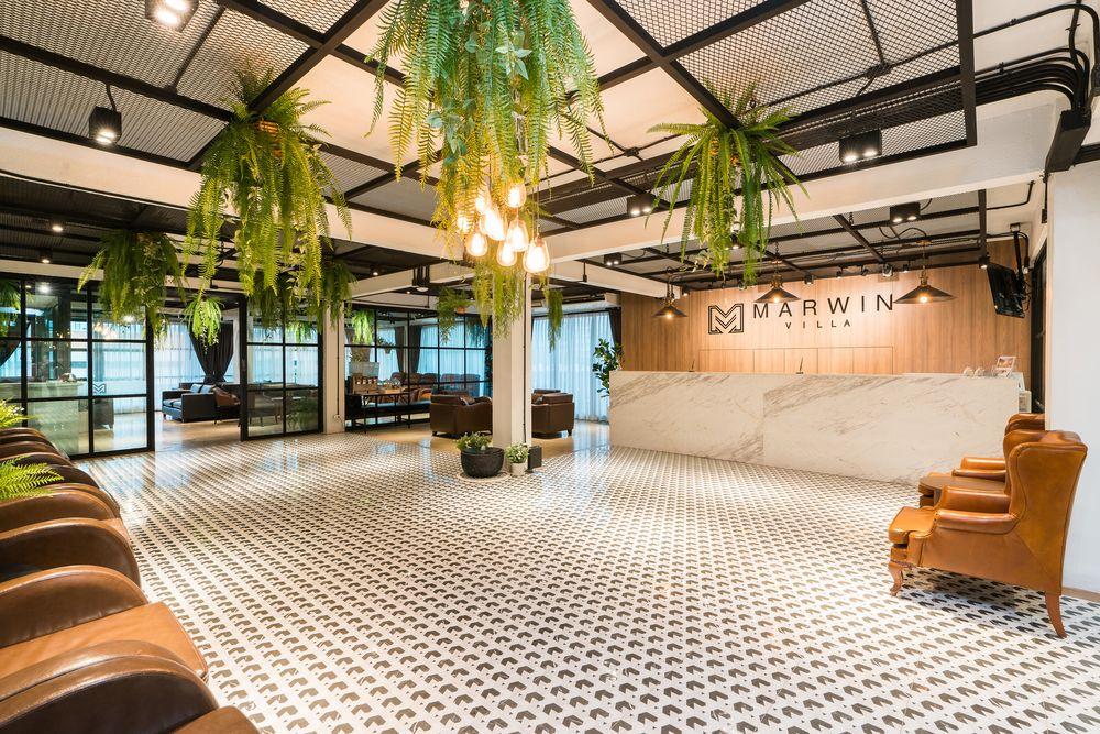 Marwin villa hotel bkk Pratunam review thailand