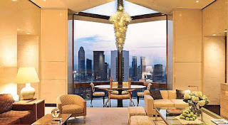 TY Warner Penthouse, Hotel Four Season (US $ 45.000)