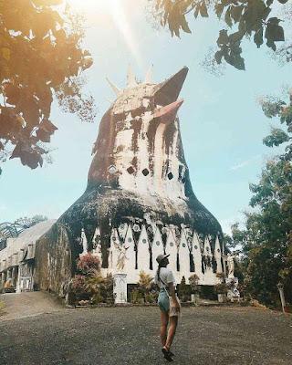 Spot Gereja Ayam Punthuk Setumbu