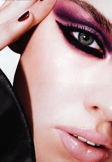 Arab style makeup girls eyes bridal cheeks lips picture