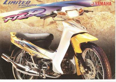 Yamaha F1ZR Bekas