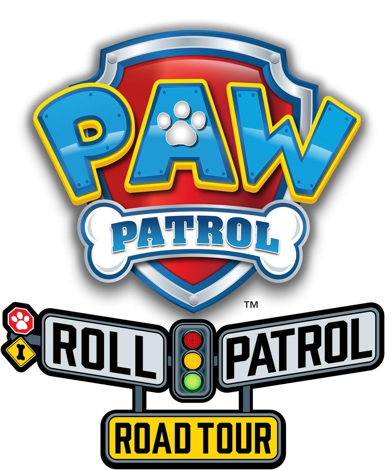 nickalive paw patrol roll patrol road tour lands in