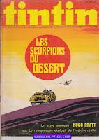 LES SCORPIONS DU DESERT