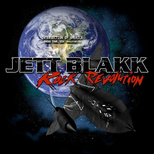 JETT BLAKK - Rock Revolution (2016) full
