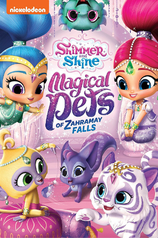 Shimmer and Shine: Magical Pets of Zahramay Falls [2017] [DVDR] [NTSC] [Latino]