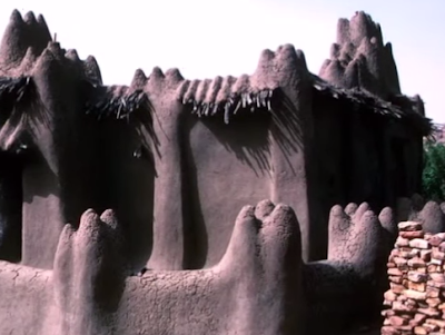 Masjid Unik yang Dibangun oleh Bangsa Jin