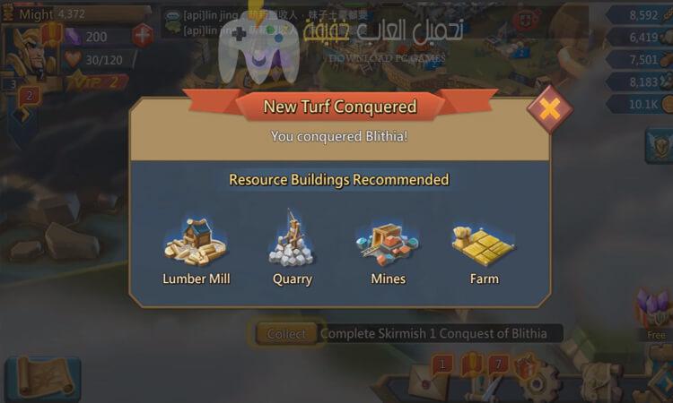تحميل لعبة Lords Mobile للاندرويد