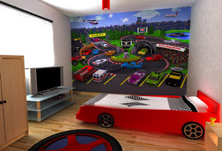 decorating boys room ideas