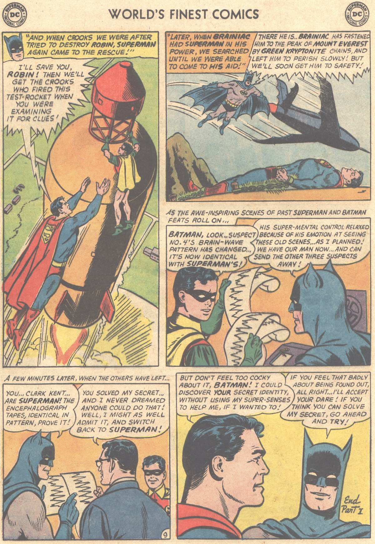 Read online World's Finest Comics comic -  Issue #149 - 12