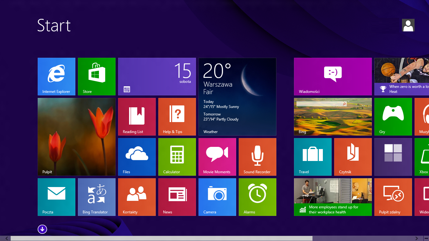 Windows 8.1 - Windows ~ All-in-One PC Downloads