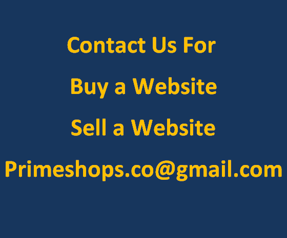 Contact Us For Buy or Sell Your Website