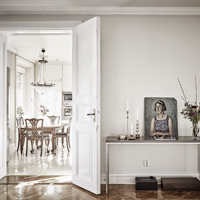 swedish apartment | photo jonas berg