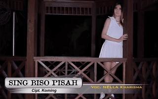Lirik Lagu Sing Biso Pisah - Nella Kharisma