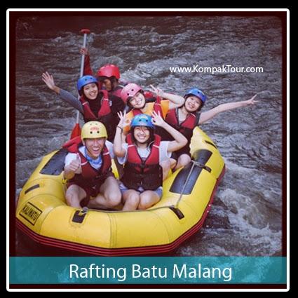 Info Rafting Murah di Batu Malang