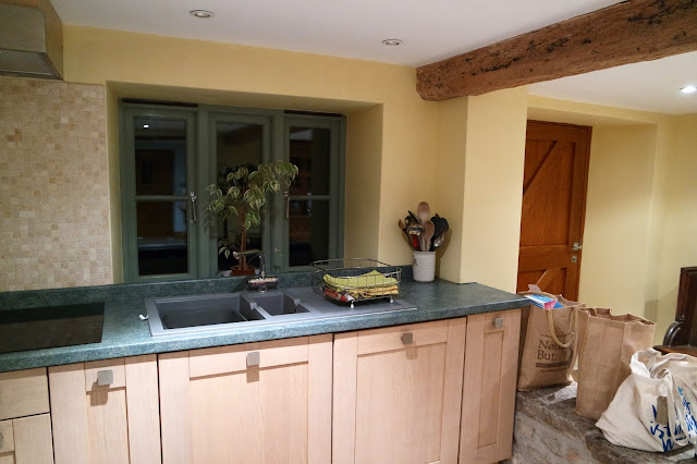 Double House Farm, Wells, Somerset - Kitchen