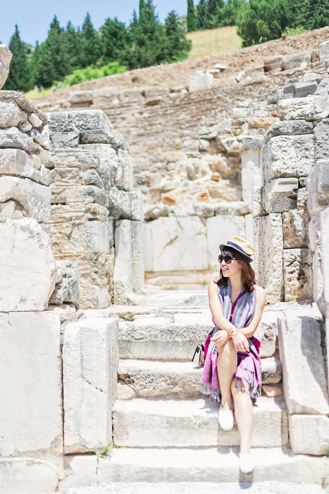 Ephesus, Turkey - Celebrity Cruise Vacation