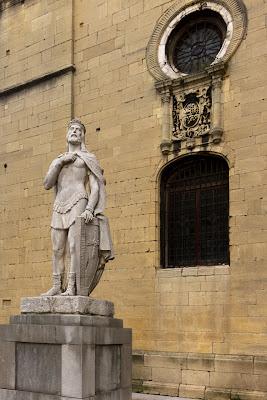 Alfonso II en Oviedo
