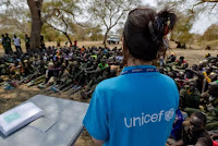UNICEF SEEKS $3.6BN EMERGENCY ASSISTANCE FOR 48M CHILDREN IN NIGERIA, OTHERS