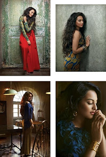 Sonakshi Sinha's Sizzling photo shoot for Verve India - July 2012 edition