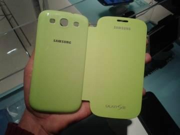 Capas coloridas para Samsung Galaxy SIII