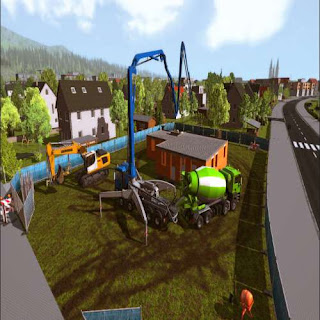 Download Construction Simulator 2015 Game For PC