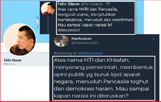 ASTAGA Ustadz Felix Kembali Nyinyir Di Twitter, Begini Respon Netizen