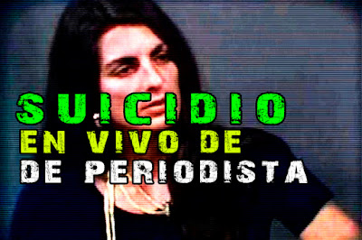 Vídeo del Suicidio en vivo de Christine Chubbuk
