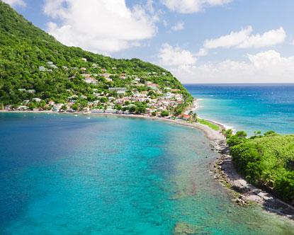 Vacances en Dominique