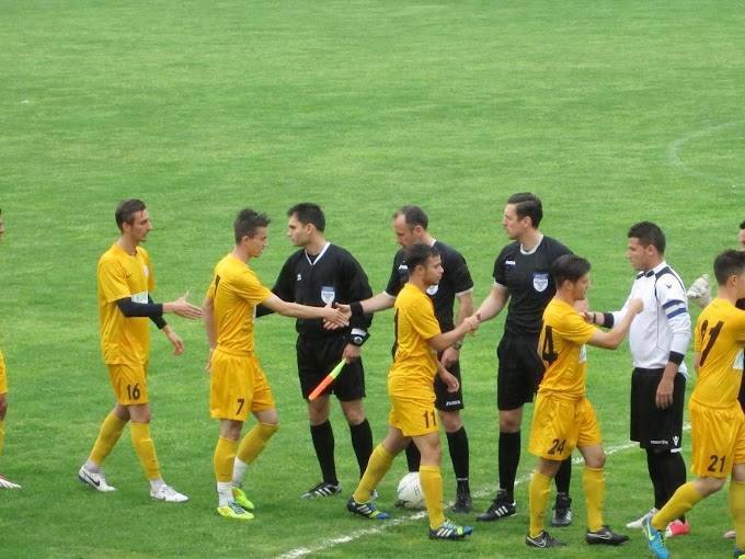 Dunărea Calafat - CSU II Craiova, scor 3 - 0 (1-0)