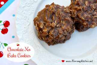 Old Fashioned No Bake Cookies