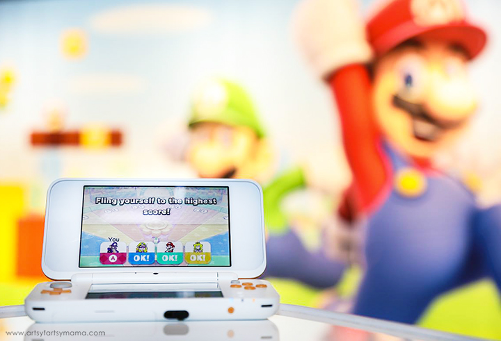 2DSXL Nintendo Event #2DSXL
