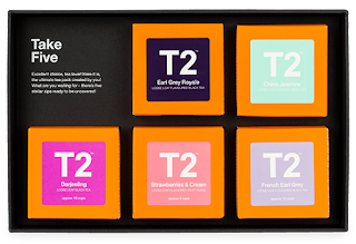 T2 Take Five DIY Gift Pack