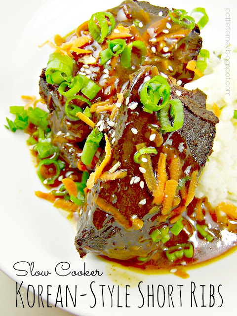 Olla-Podrida: Slow Cooker Korean-Style Short Ribs