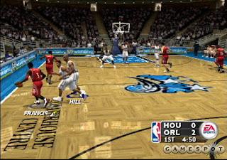 NBA LIVE 04 ps2
