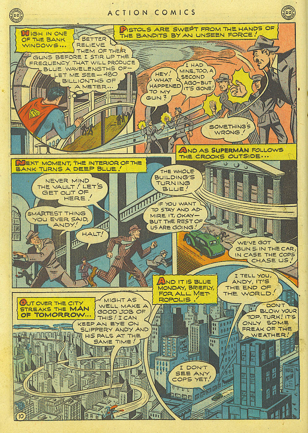 Read online Action Comics (1938) comic -  Issue #89 - 12