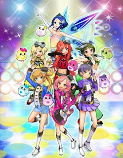 Baixar Pretty Rhythm: Rainbow Live Completo no MEGA
