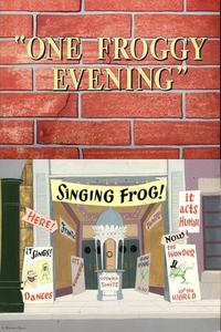 Watch One Froggy Evening Online Free in HD