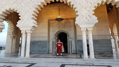 Guardie del mausoleo