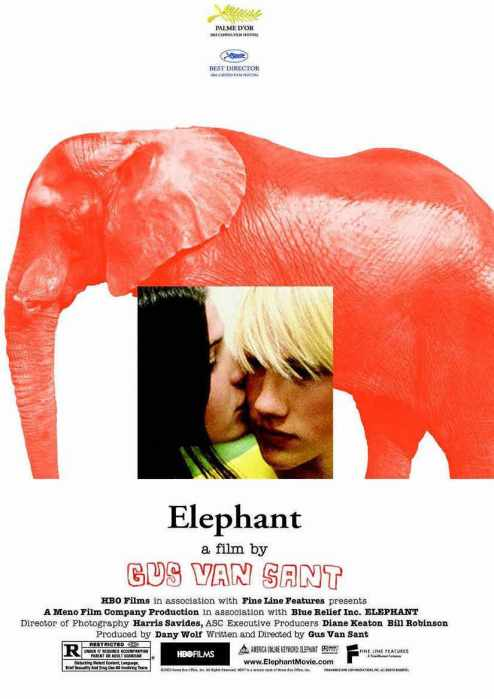 """VER ONLINE Y DESCARGAR PELICULA """"Elefante"""" - """"Elephant"""""""