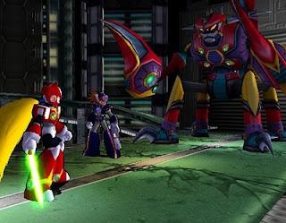 Megaman X7 (PS2) 2003