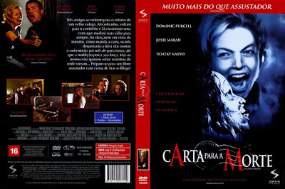 Filme Carta Para A Morte (The Gravedancers) DVD Capa