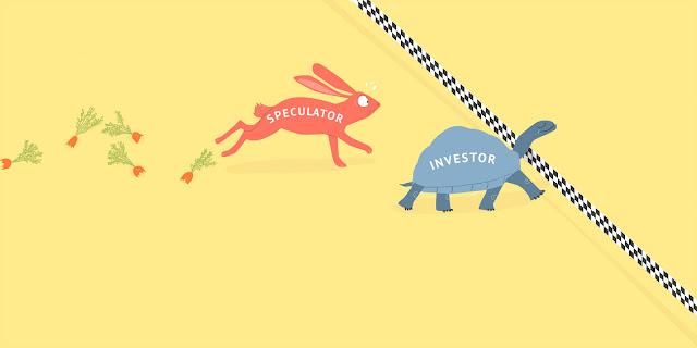 Đầu tư và Đầu cơ đối với các loại tiền kỹ thuật số