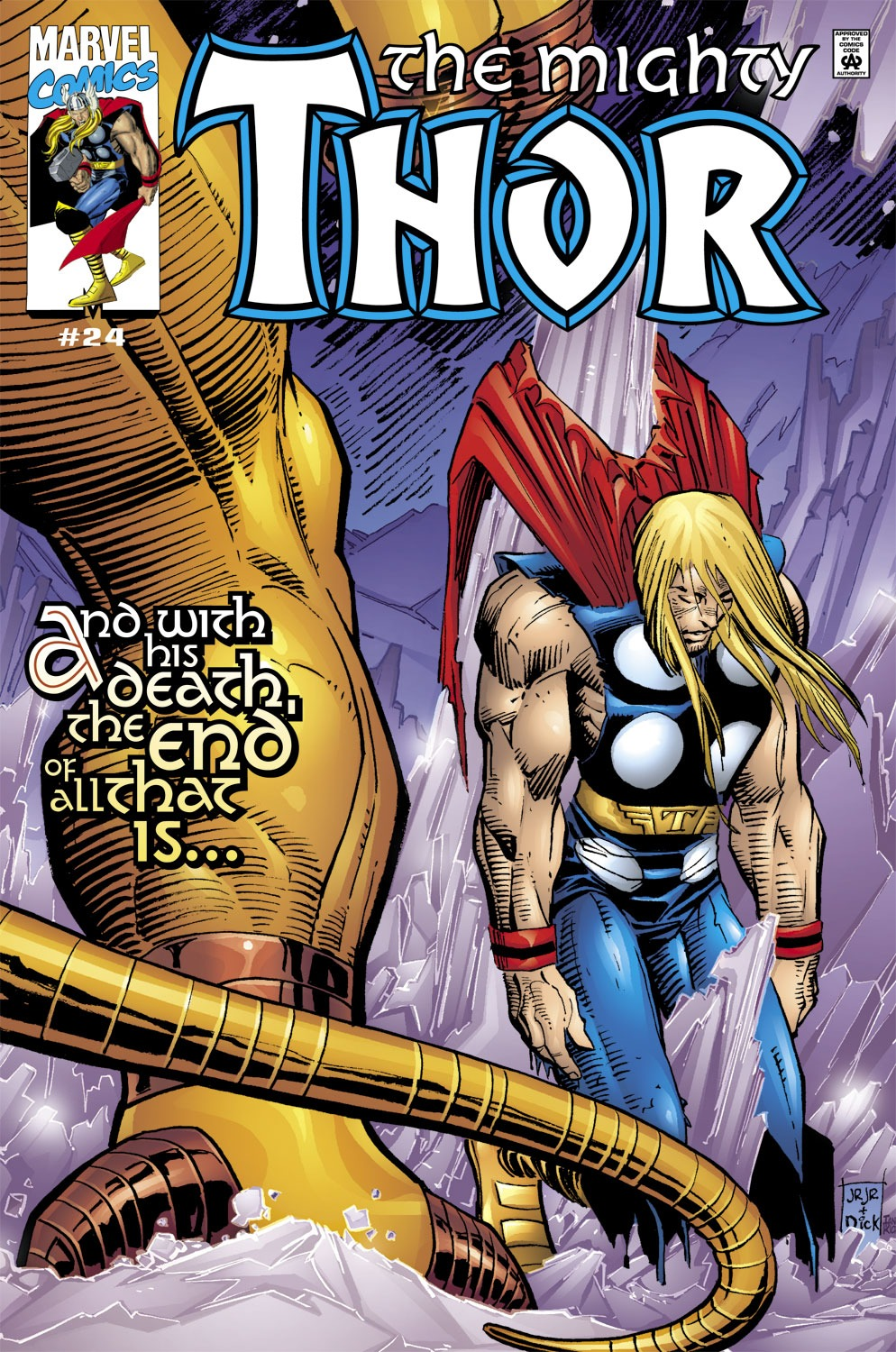 Thor (1998) Issue #24 #25 - English 1