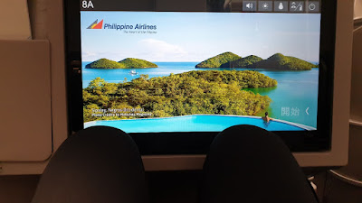 philippine airlines a350 ife