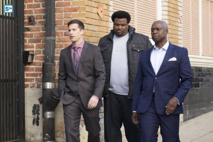 Brooklyn Nine-Nine - The Fugitive (Winter Finale) - Review + POLL