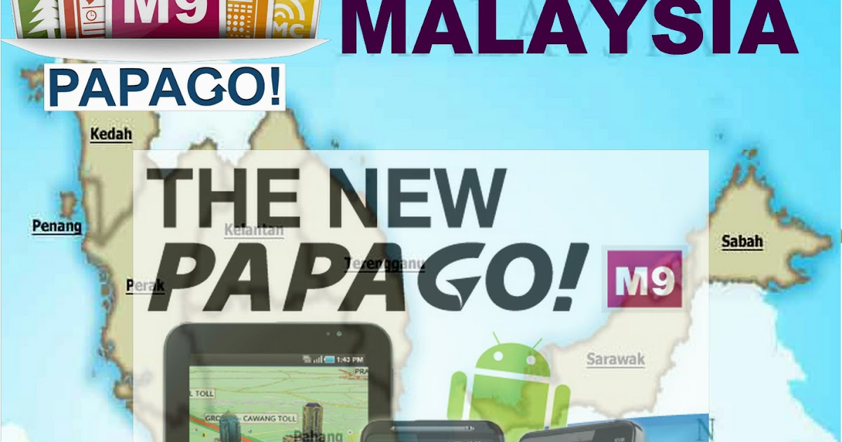 download papago m9 android indonesia