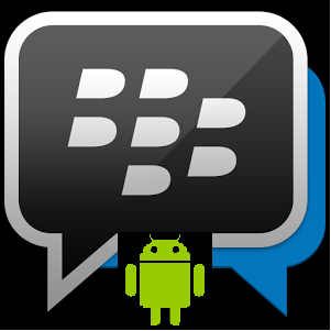 BBM Android mendukung Gingerbread