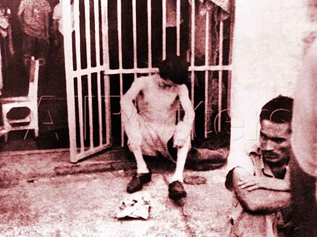 Cuba comunista: prisão que combina a repressão institucional e sofisticados métodos policiais.